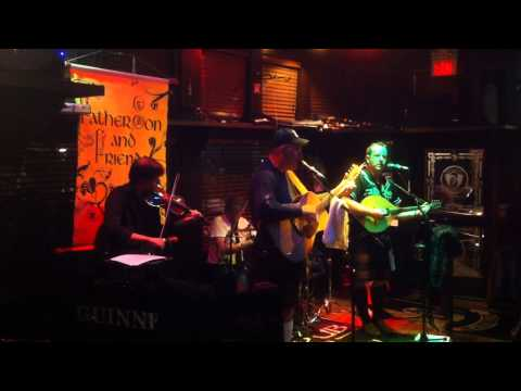 Father Son And Friends -- Nova Scotia/St. Anne's Reel