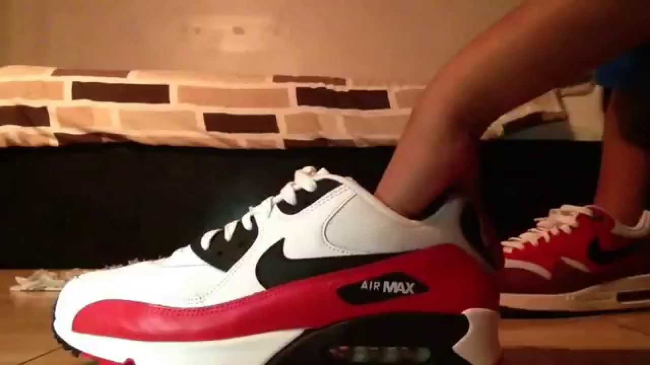 air max 90 vs air max bw