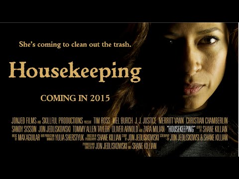 """""""Housekeeping"""" Official Trailer"""