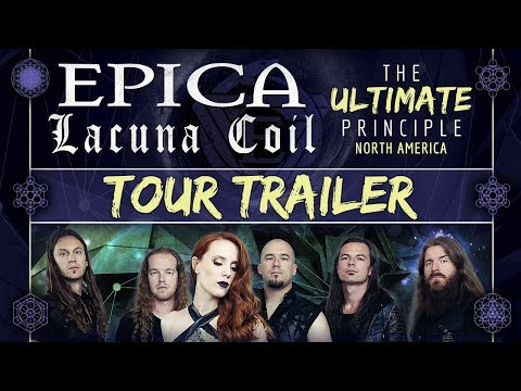 EPICA - NORTH AMERICAN PRINCIPLE (CITY BY CITY TRAILER)
