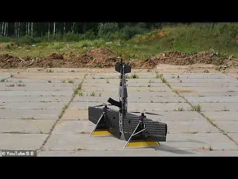 Russian sh0tgun drone sh00ts down balloon and model aircraft in awesome display of mid air firepower