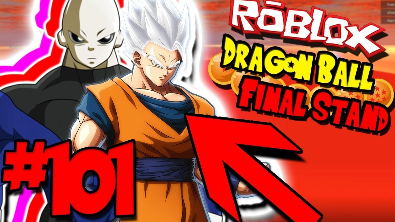 THE HARDEST MISSION: GOHAN BLANCO AND EL HERMANO! | Roblox: Dragon Ball  Final Stand - Episode 101