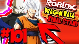 LA MISSION LA PLUS DIFFICILE: GOHAN BLANCO ET EL HERMANO! Roblox: Dragon Ball Final Stand - Épisode 101