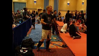 2018 ISKA U.S. Open Sport MMA Tournament  - Fight #1 - Chad Wade