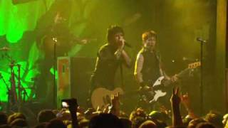 Green Day - The Static Age (Live NY 05.19.2009, The List Show)