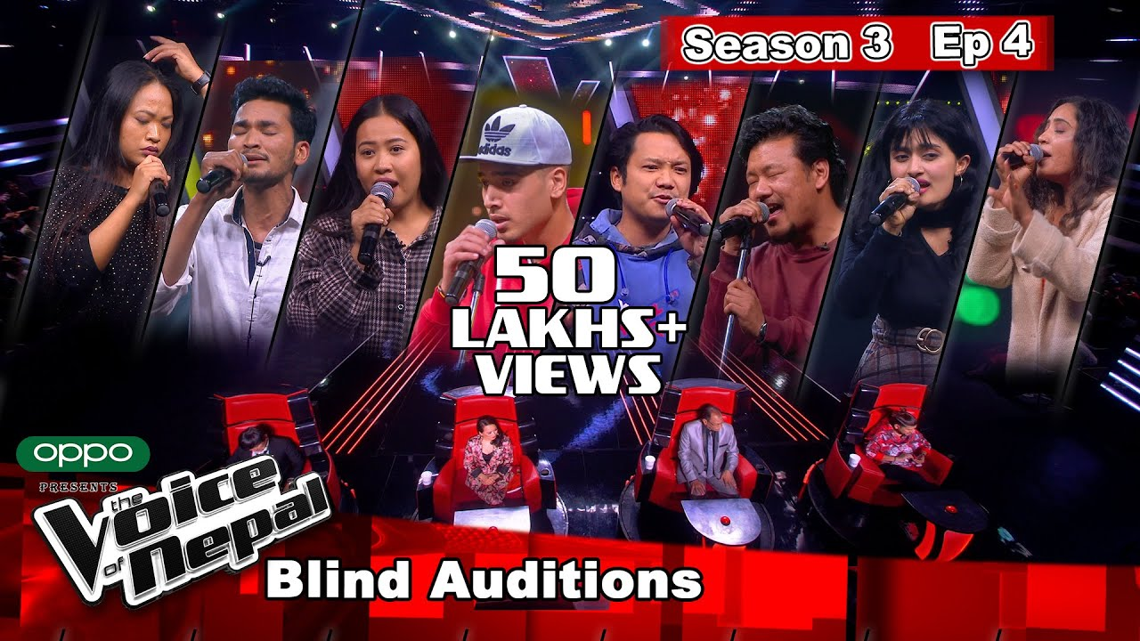 Download The Voice of Nepal Season 3 - 2021 - Episode 4