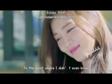 Kyuhyun - The Time We Loved FMV (The Time We Were Not in Love OST )[ENGSUB + Rom + Hangul]