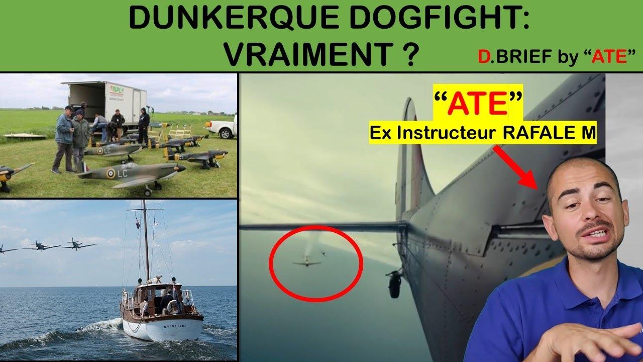 Download DUNKERQUE: REALISTE? COMBAT AERIEN ANALYSE PAR UN PILOTE DE CHASSE