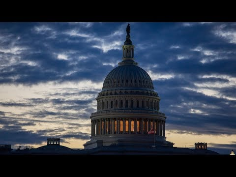 U.S. Government Shutdown Turning Into A 'political Food Fight'