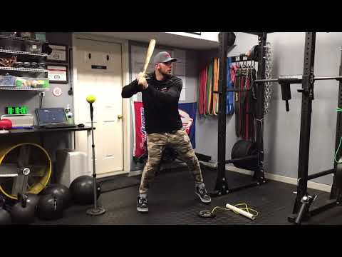 Ask Laird's Training Ep3 | Best Hitting Drills To Do At Home w/Limited Equipment?