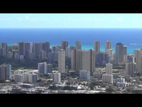 honolulu-hawaii-scenery-✔-ota---puu-ualakaa-★hd★-south-oahu-tropical-paradise-incl-moana
