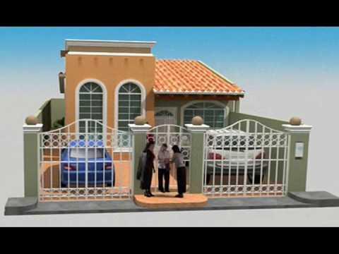 planos de casas pequenas en mexico