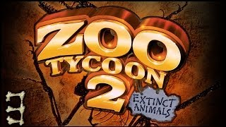 Zoo Tycoon 2: Extinct Animals | Let's Play #3 | Park Planning.