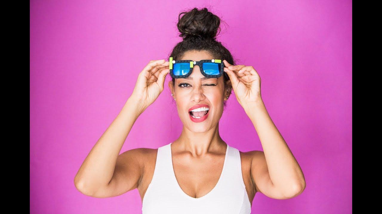 eb33fe3fd45 MOOD 😎 sunglasses you design according to your mood - YouTube