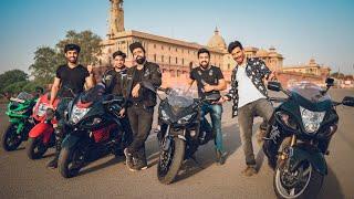 DHOOOM BOYZ OF DELHI (Superbikes Ride)