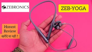 Zebronics Zeb Yoga Neckband Unboxing and Honest Reviews