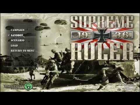 Supreme Ruler 1936  #01  (parte 1) Argentina |