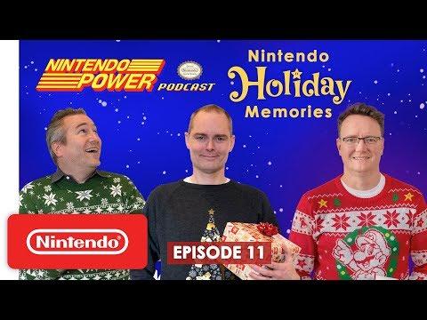 Nintendo Holiday Memories With Bill Trinen & Peer Schneider | Nintendo Power Podcast