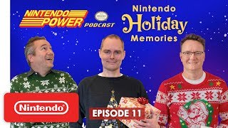 Nintendo Holiday Memories with Bill Trinen & Peer Schneider | Nintendo Power Podcast