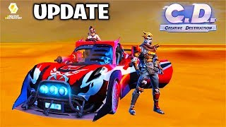 New Car | New Suits | Squad Game/ Funny Moments on Creative Destruction