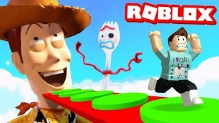 GET TO WOODY ? OBBY DE TOY STORY 4 THE OBBY MORE EASY AND DULL ? LEXIM roblox adoptme