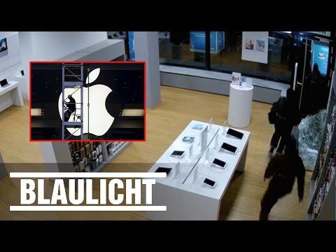 iPhones und AppleWatches geklaut - Der 3-Minuten-Einbruch