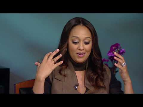 Tia Mowry on motherhood, 'Dancing with the Stars,' and the flu
