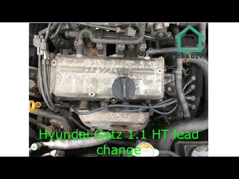 Hyundai Getz 1.1 GSI HT Lead Change