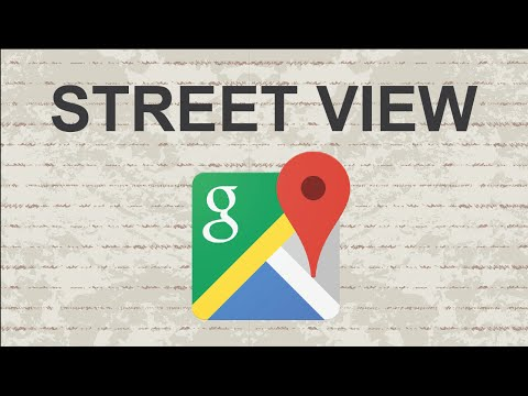 How to get street view on Google Maps with easy !