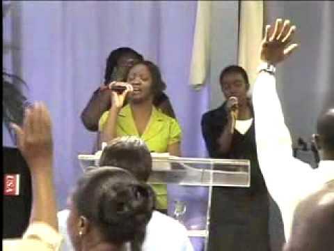 Moment de Priere et d'Adoration  @ The lord's House Ministry (10.11.09)
