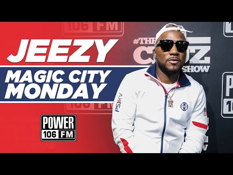 Jeezy Talks Magic City Monday, 50 Cent Rant, Political Views, New Album, And More!