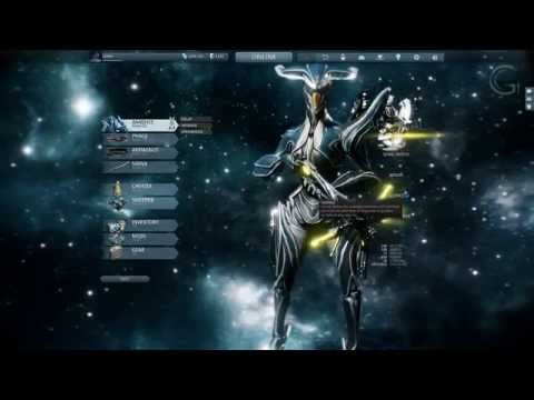 Visionary Advice: Warframe - Phage Build Guide (v1.1)