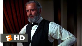 There Was a Crooked Man (1970) - Being a Leader of Men Scene (4/7) | Movieclips