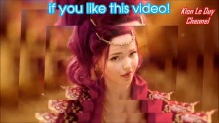 Dove Cameron - Genie In A Bottle [Lyrics-on-screen 1080pHD]