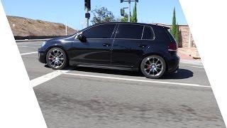 400HP APR GTI CAR REVIEW