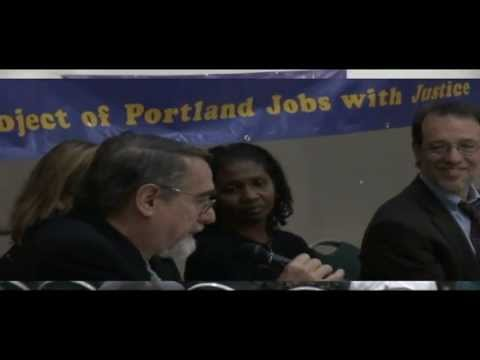 Portland Workers Rights Hearing Oct 4 2012 - Temporary Workers