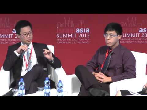 Israel-Asia Summit  - Panel 1 - Through the Eyes of Tiger Cubs
