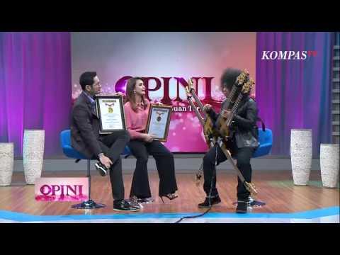 Puguh Kribo, Pemain Gitar Berkepala 6! - Opini (Bag. 1)