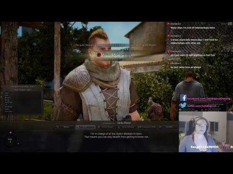 Noob Witch in Black Desert Online - Help always appreciated! :)