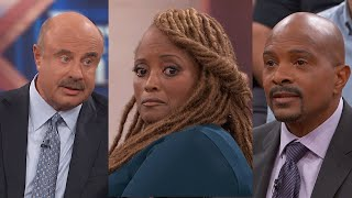 Dr. Phil Tells Guest He's  'Cheating' His Wife By Allowing Her To Use Bipolar Disorder As An Excu…