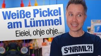 Kleine weiße Pickel am Pullermann   jungsfragen.de