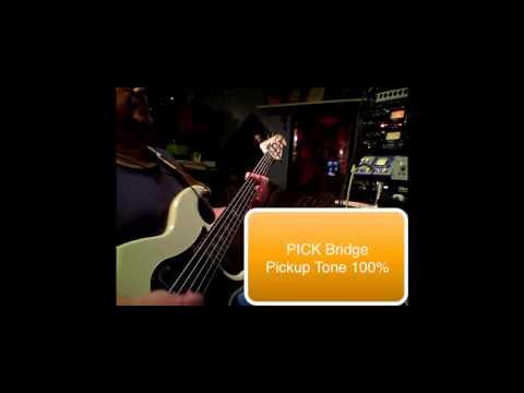 Yamaha BB425x w/ Ernie Ball Slinky Cobalt Flatwounds - Demo