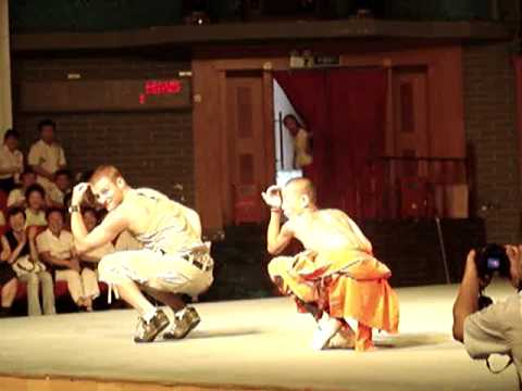 Me at Shaolin Temple, Dengfeng China