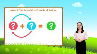 Math For Kids - Lesson 7. The Commutative Property of Addition   1st Grade