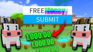 NOUVEAU 2018 FARMING SIMULATOR CODES 1000,00 $ (Roblox Farming Simulator)