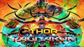 ТОР РАГНАРЁК-ТРЕЙЛЕР(на РУССКОМ) I Mortal Kombat style