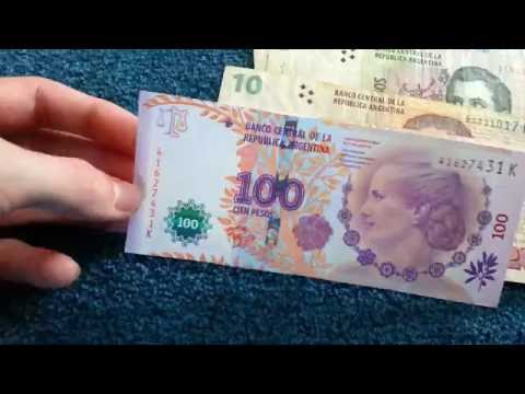 Currency special part 19: Argentina Pesos