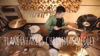 Download Echa Soemantri - Planetshakers CHRISTmas Medley (Drum Reinterpretation)