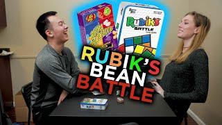 Rubik's Battle Against Sarah
