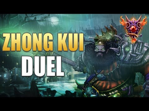 SMITE: Zhong Kui Masters Ranked Duel | Painted Like A French Girl